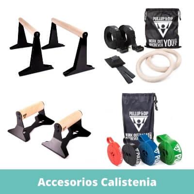 Accesorios Calistenia