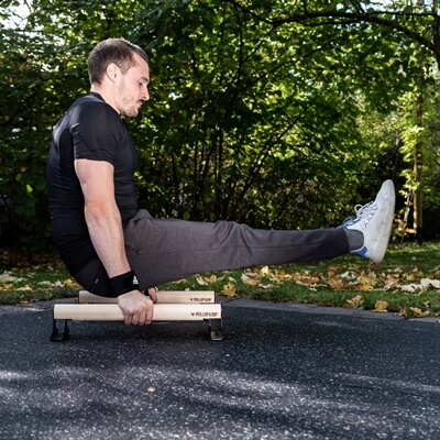 l-sit parallettes