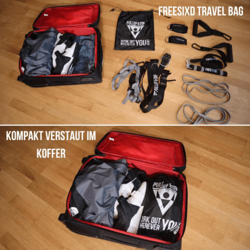freesixd travel bag