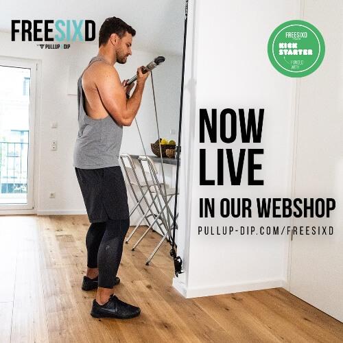 freesixd now live