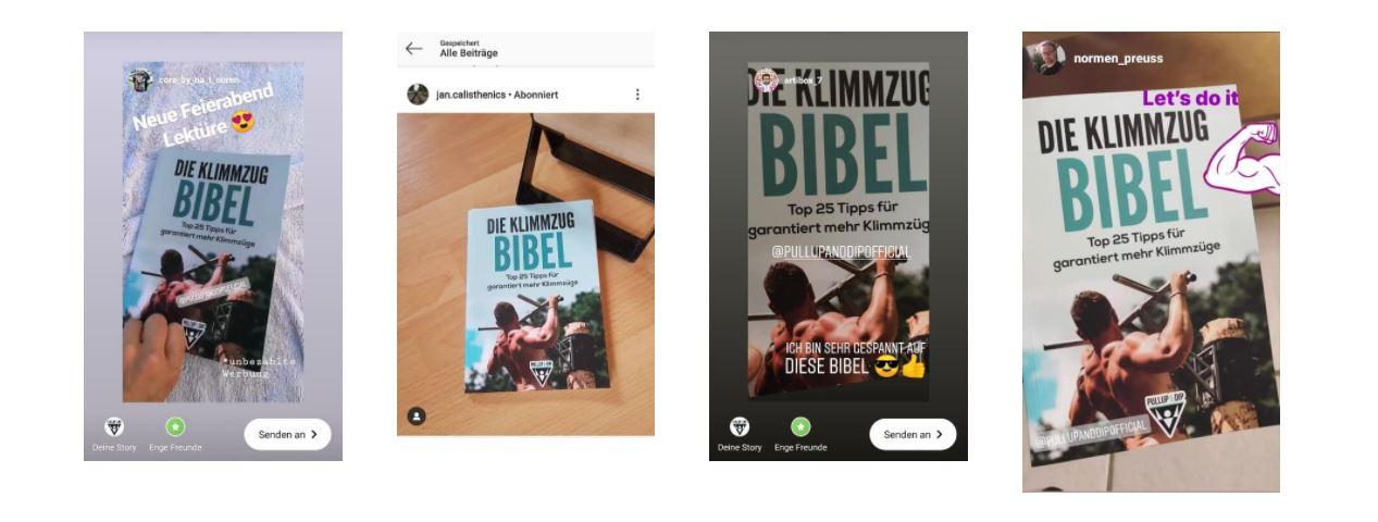 bibel käufer