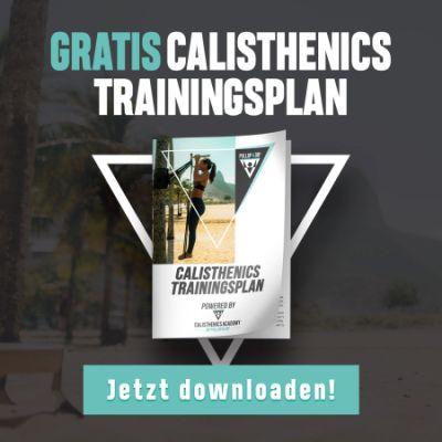 calisthenics trainingsplan