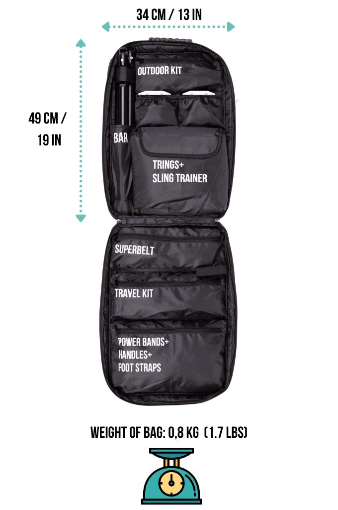 freesixd rucksack